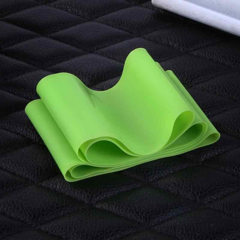 4 poziomy naturalne lateksowe taśmy oporowe wielofunkcyjny pierścieniowy ciągnąć lina elastyczna lina do treningu Fitness sprzęt