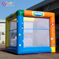 portable inflatable kids ball pool, baby ball pool bouncer games PVC toy