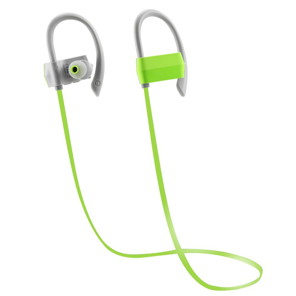 BH05 Wireless Sport Headphone Waterproof IPX6 Earphone EarHook Earbuds Bluetooth Headset with CRS4.0 mic Sweatproof for Running bh 23 wireless headphone