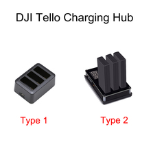 Tello Battery Quick Charging Hub 3in1 Multi Intelligent Flight Battery Charger Hub For DJI Tello Drone Batteries