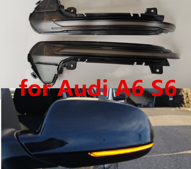 LED Car Turn Signal for Audi A6 S6 RS6 4G C7 C7 5 S line 2013