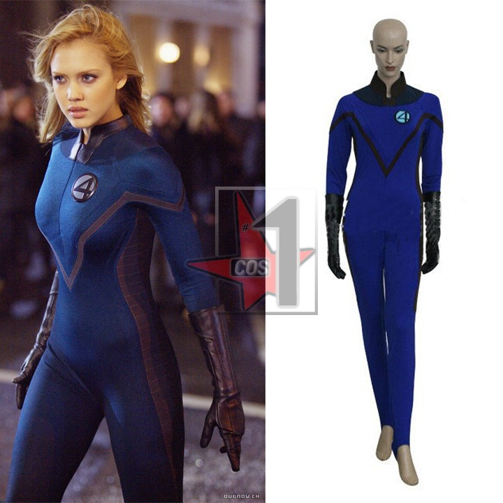 Fantastic Adult 4 Costumes - Fantastic Four Costumes Are Best  Nicekinfo-5891