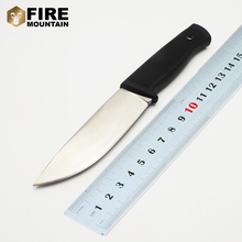 FK-F1 Straight Fixed Blade Tactical Hunting Knife,8Cr13 Blade Outdoor Survial Camping Rescue Knives