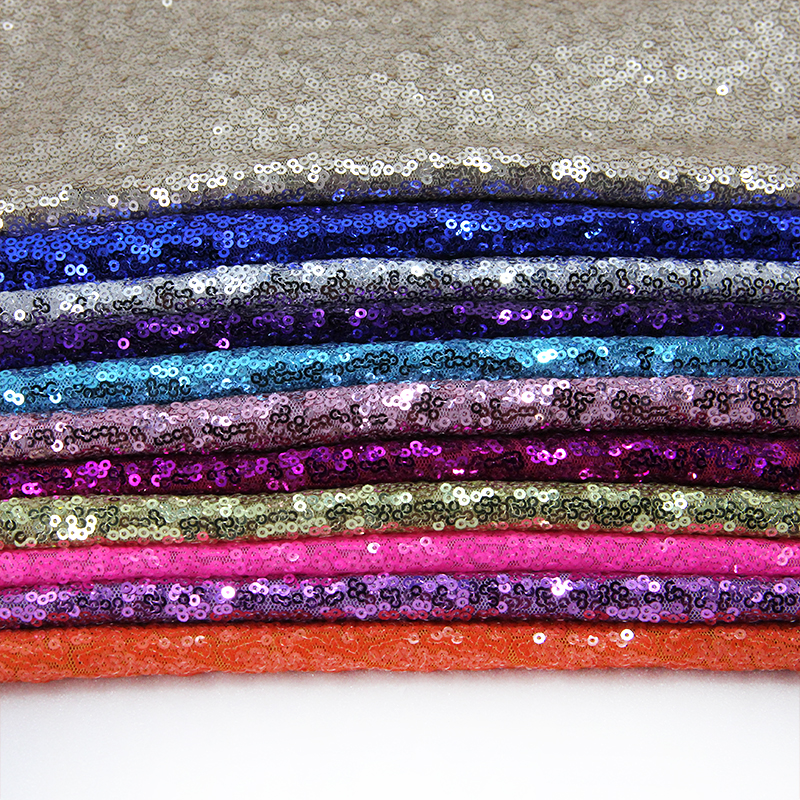 Online buy wholesale sequin fabric from china sequin for Sparkly fabric