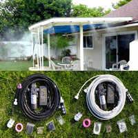 High Pressure Booster Diaphragm Water Pump Sprayer 12v 5L/min 160 Psi Black White Color Garden kit For Outdoor Cooling System