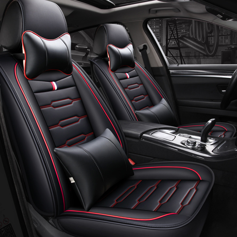 Super Us 89 0 31 Off 2019 New Cartoon Luxury Leather Car Seat Covers For Volkswagen Vw Passat Polo Golf Tiguan Jetta Touareg Auto Accessorie Styling In Pabps2019 Chair Design Images Pabps2019Com