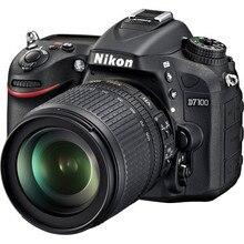 Nikon d7100 dslr cámara digital de formato dx cameras-24.1-no de paso bajo filter-3.2 «1, 229k-dot lcd de vídeo 1080i