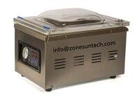 ZONESUN DZ 260 стол стиль вакуумная упаковочная машина, нержавеющая сталь корпус герметик вакуумная упаковочная машина