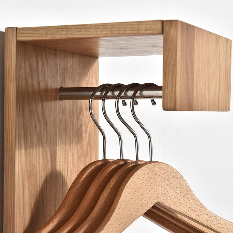 Clothes Hangers Solid Wood Bedroom
