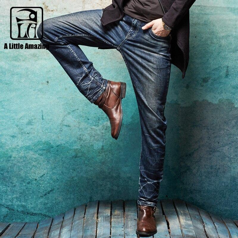 2016 New Arriving luxury Brand Men Jeans  Cotton Biker Skinny Men Jeans  Designed Straight Slim Fit  Jeans Men Baqueros Hombre arriving in avignon