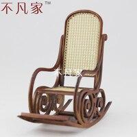 Doll house mini furniture dollhouse miniature leisure chair