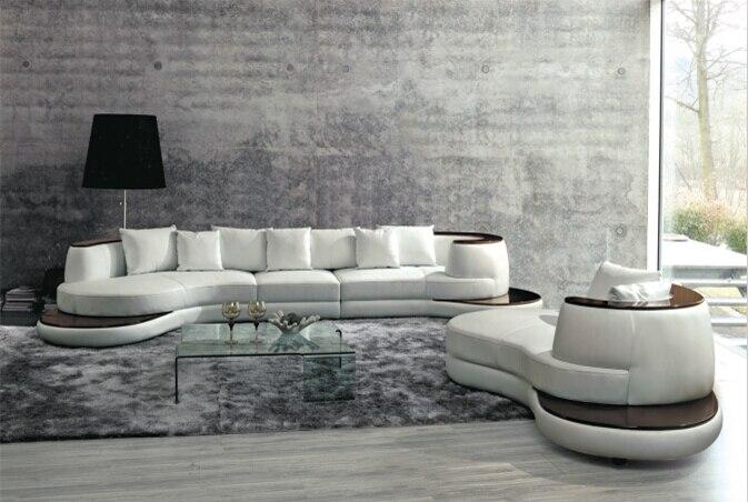 Grote Hoekbank Leer.Banken Voor Woonkamer Met Hoekbank Leer Voor Moderne Sofa Set