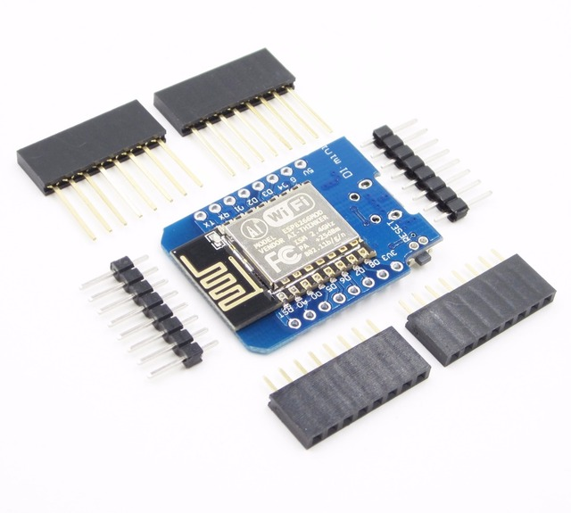 1PCS D1 mini V2 Mini NodeMcu 4M bytes Lua WIFI development ESP8266 by WeMos d1 mini development board