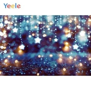 Image 5 - Yeele Photocall Licht Bokeh Glitters Dromerige Achtergronden Baby Fotografie Fotografische Achtergrond Foto Studio Photozone Voor Video