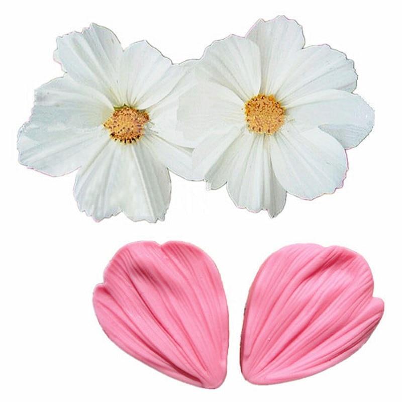 Daisy Flower Cake Decoration