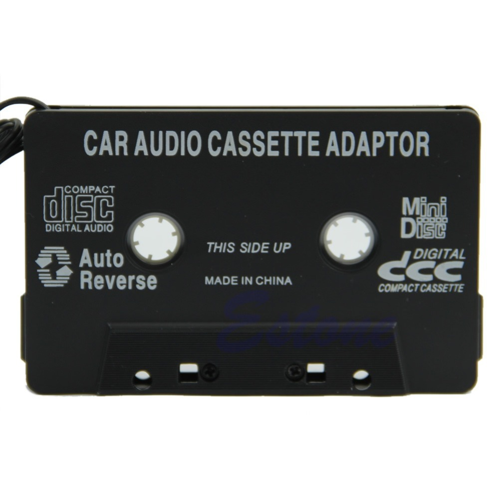 Heim-audio & Video Angemessen 1 Pc Auto Band Audio Kassette Radio Adapter 3,5mm Aux Kabel Für Iphone Ipod Mp3 Cd Md Schwarz/ Weiß