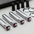 Car styling Stainless steel 4pcs car door pin lock nail for BMW F30 F20 F10 F15 F13 M3 M5 M6 X1 X3 X5 X6 Accessories Decoration