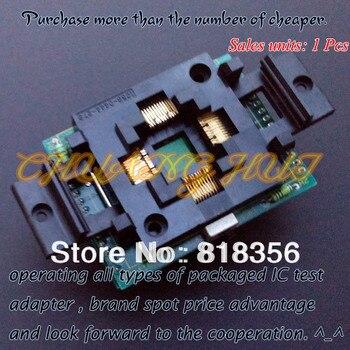 TEST BM11103 Programmer adapter  IC53-0444-279 Test Socket IC Socket PM-RTC005-312B bm1114a programmer adapter pm rtc005 312b ic51 0644 675 tqfp64 qfp64 adapter ic socket ic test socket