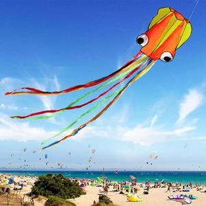 3D 4M Octopus Kite Single Line