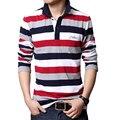 Мужчины рубашка с отложным воротником свободного покроя хлопок майки топы большие размеры 4XL 5XL лето письма вышитые рубашки с длинным рукавом