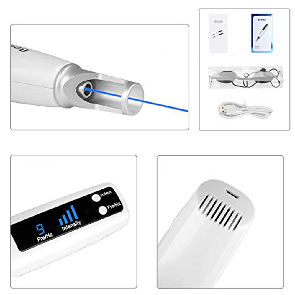 Image 5 - Picosecond Laser Pen Light Therapy Remover Tattoo Scar Mole Freckle Dark Spot Removal Machine Skin Care Beauty Device Neatcell-in Face Skin Care Tools from Beauty & Health