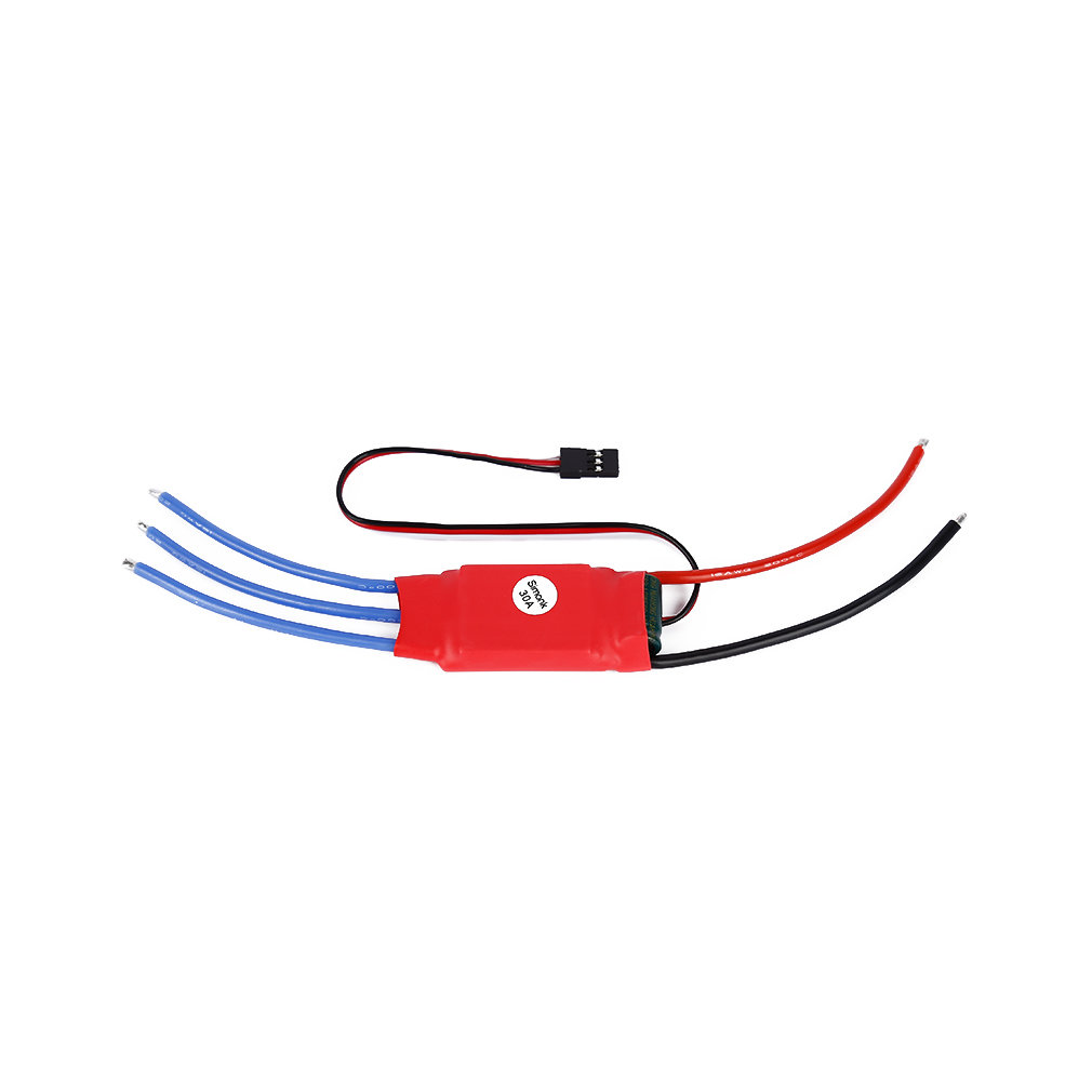Hot 3pcs 30AMP 30A SimonK Firmware Brushless ESC w 3A 5V BEC for RC Quad Multi