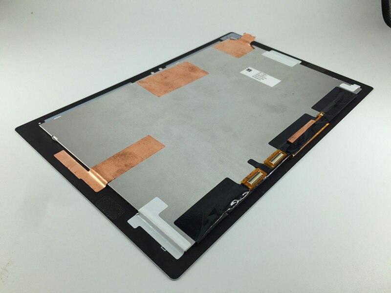 Remplacement LCD pour Sony tablette Z4 SGP712 SGP771 LCD écran tactile numériseur assemblée 10.1