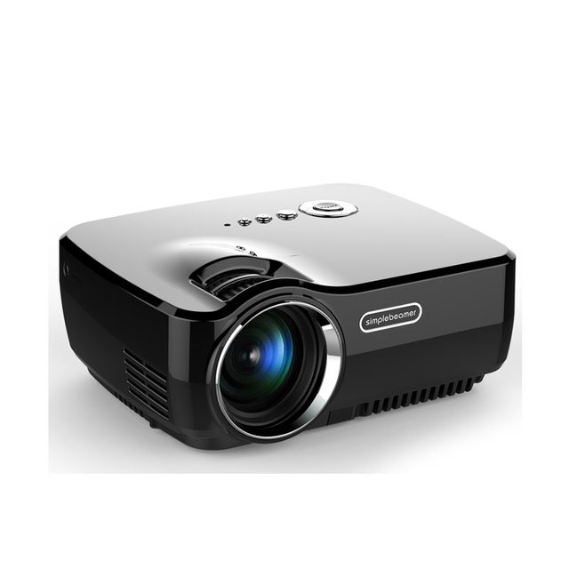 Thinyou micro mini Proyector Portátil Incorporado Android 4.4 Bluetooth Smart Wireless Wifi Home Theatre HD LED de Vídeo