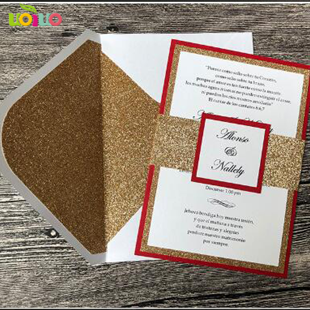 DIY customize 10pcs Laser Cut Wedding invitations Card Wedding ...