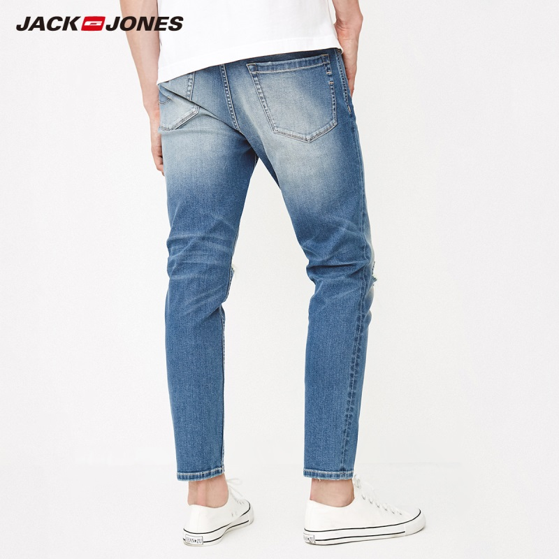 Men's  Ripped Jeans Men's Denim Pants 1