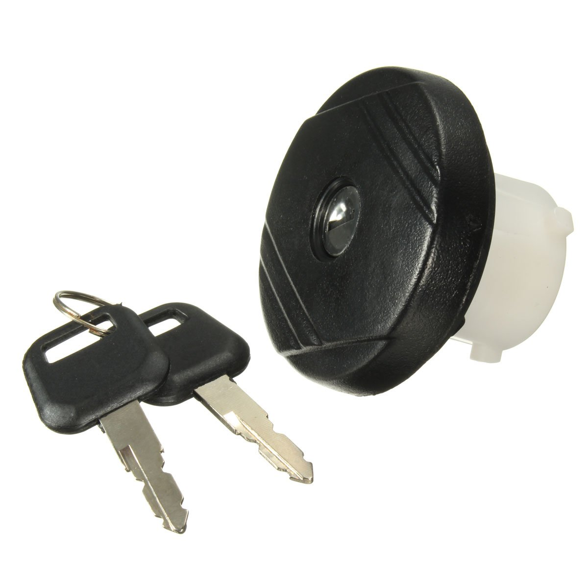 Locking Fuel Petrol crude oil Cap And Two Keys For Ford Transit Mk6 Mk7 2000-2014 Meso674