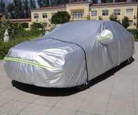 Good quality! Custom special car cover for Mercedes Benz E Class W213 2016 2017 Sunscreen waterproof car cover,Free shipping