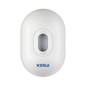 Image 2 - KERUI P861 חיצוני עמיד למים PIR חיישן תנועת גלאי בחניה מוסך פורץ נגד גניבה מעורר עבור מערכת אזעקת אבטחה
