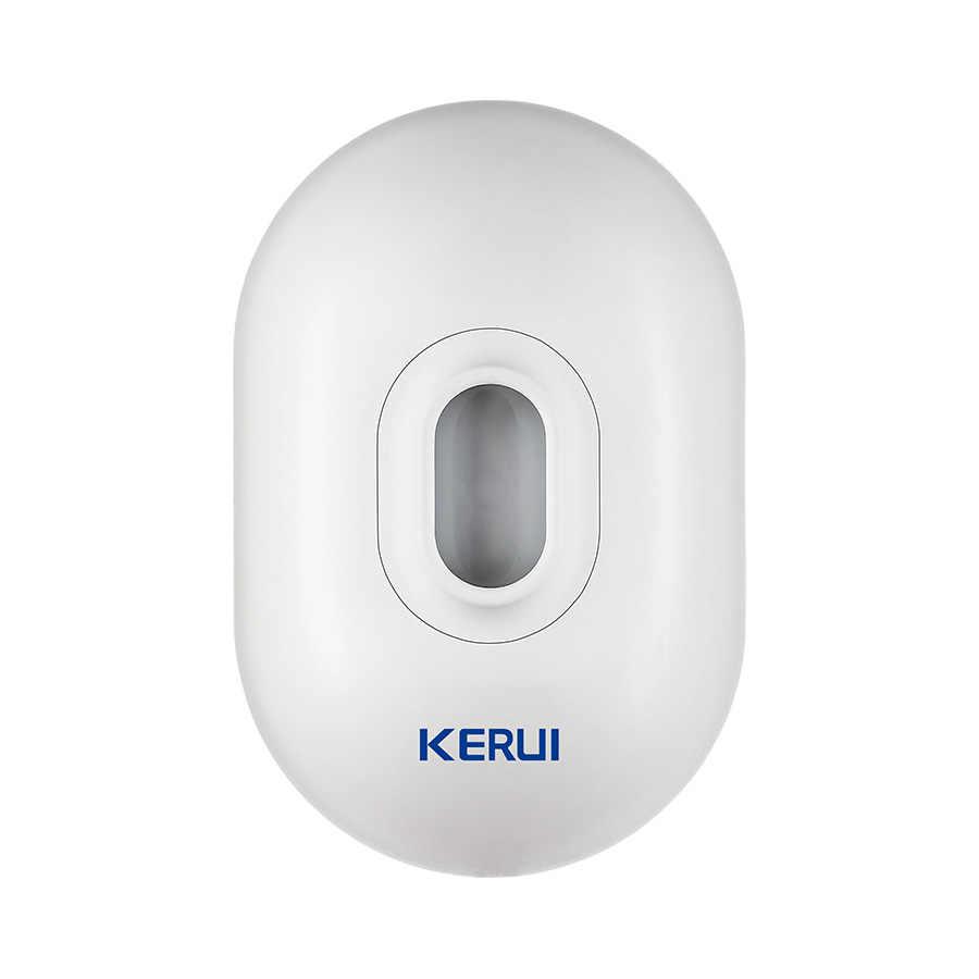 KERUI P861 Открытый водонепроницаемый PIR датчик движения Детектор подъездной дорожки гаража защита от кражи сигнализация для системы охранной сигнализации