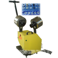 Automatic pneumatic deduction 10.5MM, 13MM Hand push type electric double button machine