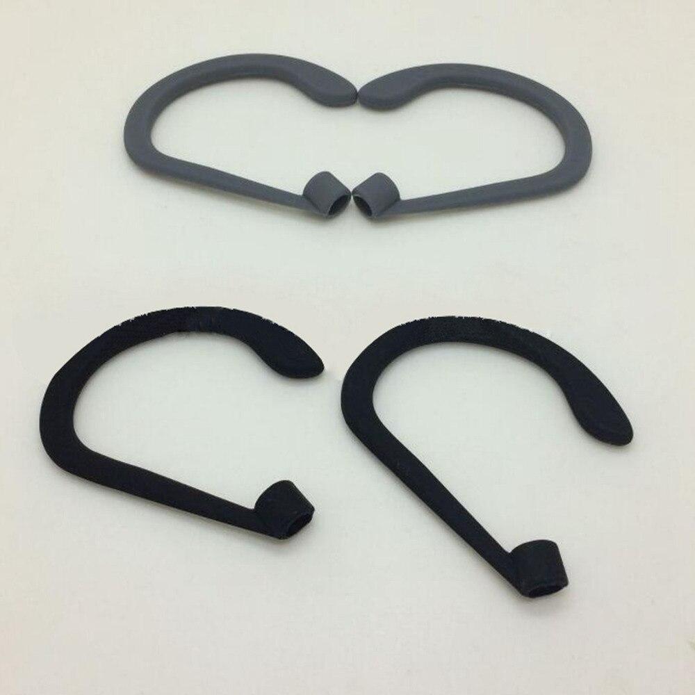 1 пара Наушники Вкладыши силиконовые ушные крючки для Apple <font><b>iPhone</b></font> 7/7 Plus airpods аксессуар Заушное крепление крюк для Спортивные наушники вкладыши