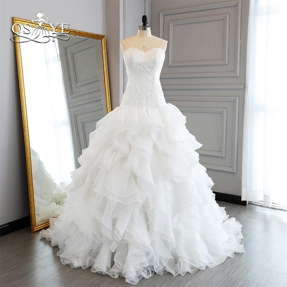 Cheap Wedding Dresses 2017 Lace Wedding Gowns Princess: QSYYE Vintage Ball Gown Wedding Dresses 2017 Princess