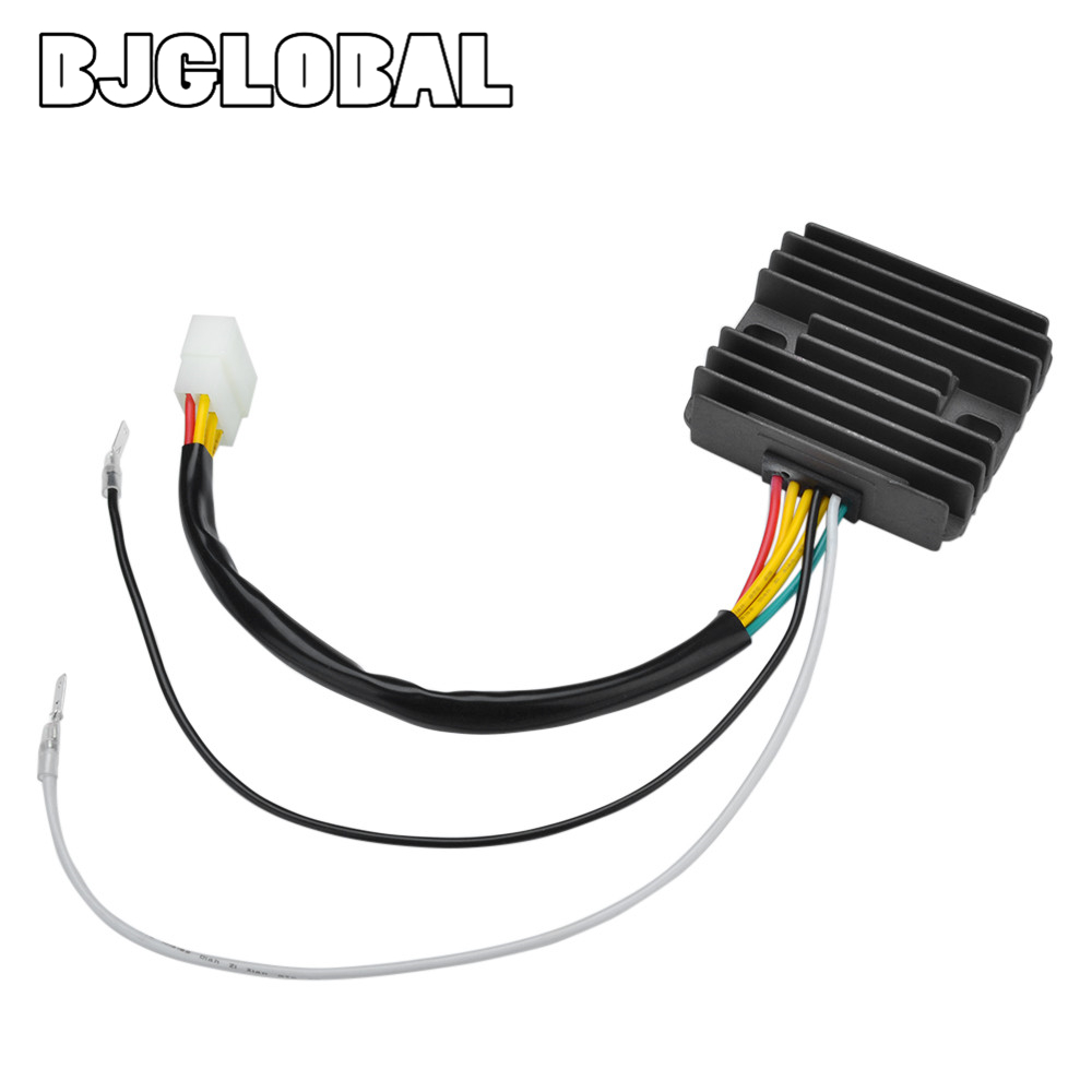 Voltage Motorcycle Boat Regulator Rectifier 12V For Honda CB 500cc 400cc F CB 400cc F Scooter Moped Charger Rectifier Dirt Bike in Motorbike Ingition from Automobiles Motorcycles