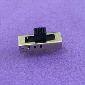 Image 3 - 10 قطعة ST091Y SS24E01 G5 الشريحة مفاتيح العمودي 10 دبوس 4 الموقع التبديل تبديل المصباح 2P4T DP4T dc 50 فولت 0.5a على بيع