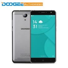W Magazynie Y6C DOOGEE 4G Telefon Android 6.0 5.5 cal MTK6737 1.3 GHz Quad Core 2 GB RAM 16 GB ROM 13.0MP Powrót Camera Bluetooth 4.0 GPS