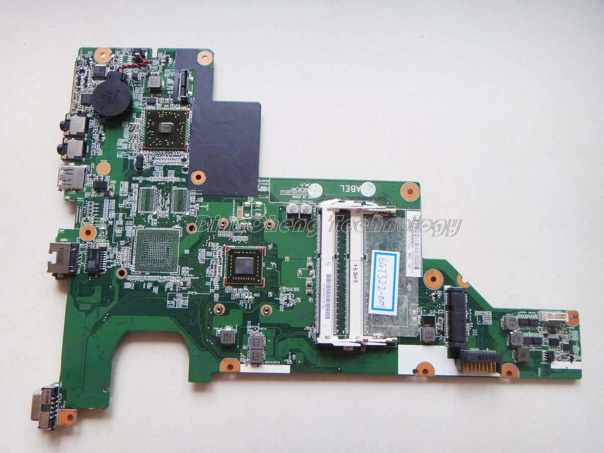 Laptop Motherboard For hp compaq CQ43 CQ57 647322-001 for AMD E240 cpu with integrated graphics card 100% tested fullyLaptop Motherboard For hp compaq CQ43 CQ57 647322-001 for AMD E240 cpu with integrated graphics card 100% tested fully