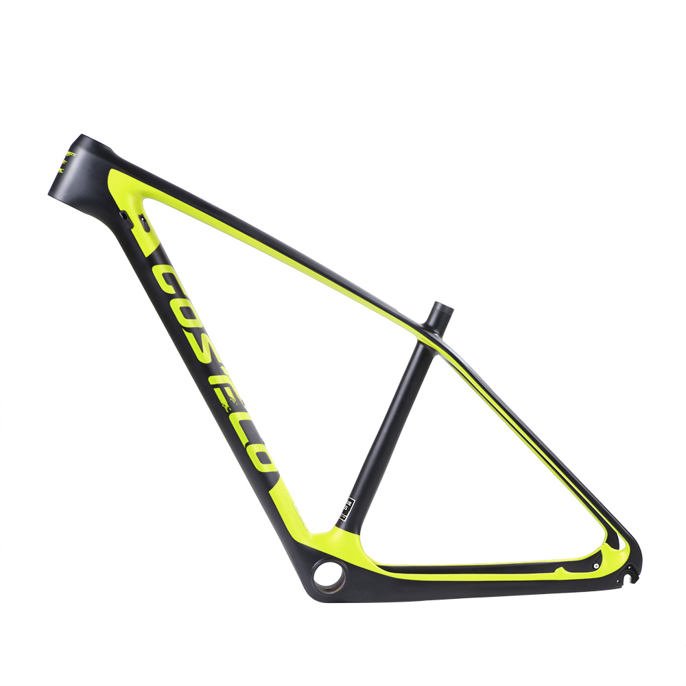 Carbon Fiber Bike Frame >> Costelo Solo 2 Carbon Mountain Mtb Bicycle Carbon Frame Torayca Ud Carbon Fiber Bicycle Frame 27 5er 29er Carbon Mtb Bike Frame