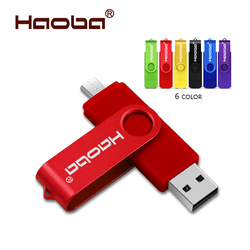 Usb 2.0 pen drive 4 gb 8 gb 16 gb-sticks stick 32 gb usb memory stick 64 gb OTG metall usb-stick für handy