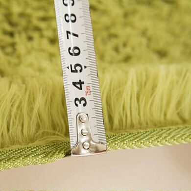Nouveau tapis 100 cm * 180 cm tapis de sol tapis de bain Super confortable tapis antidérapants pour la salle de bain couverture en laine - 5