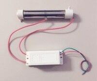Alta Calidad 3g de Ozono Generador de Ozono 3 g/h Del Tubo 220-240 V para el Purificador de AGUA de la Planta DIY