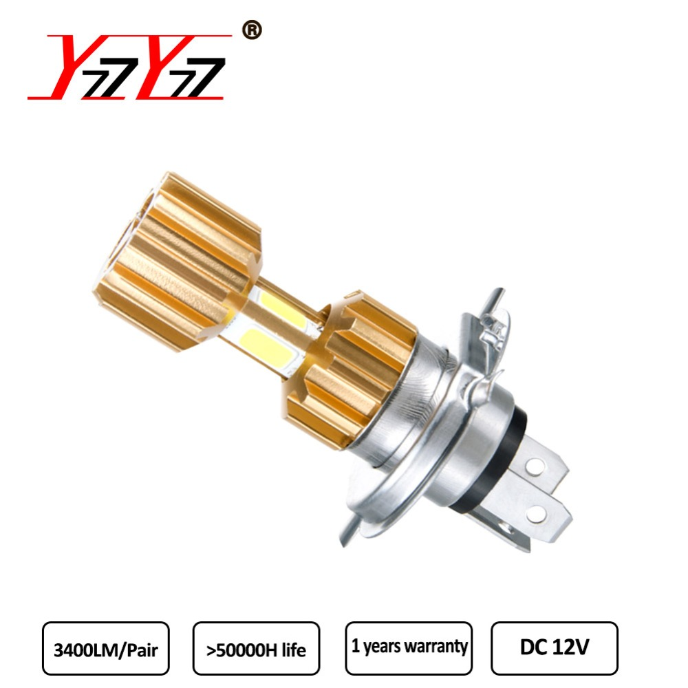12v Hs1 H4 Led Motorcycle Moped Scooter Light Bulb Led Hs1 H4 Led Motorbike Motorcycle Headlight Bulbs Scooter Moto Accessories Back To Search Resultshome