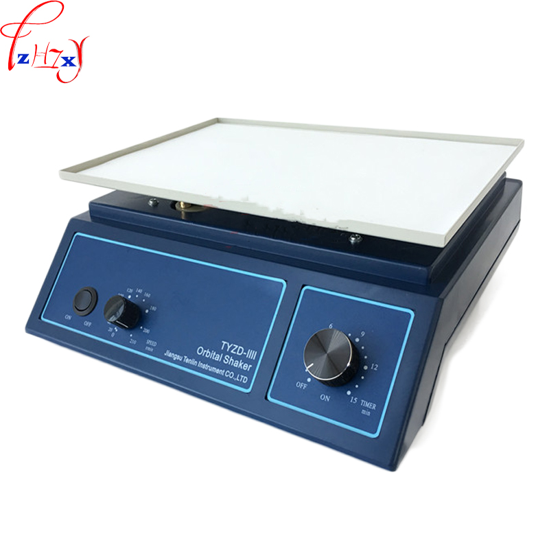 Horizontal rolling bed TYZD-IIII RPR oscillator adjustable speed laboratory rotator oscillator 220VHorizontal rolling bed TYZD-IIII RPR oscillator adjustable speed laboratory rotator oscillator 220V