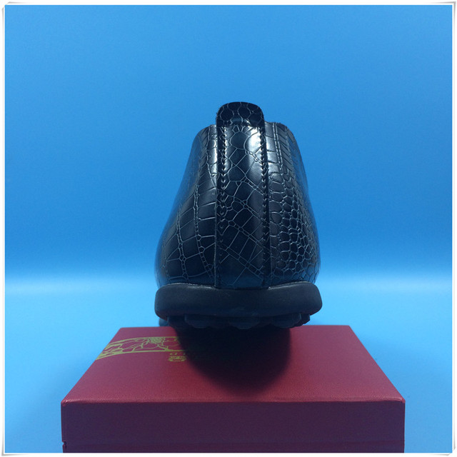 Men's 100% Genuine Leather Driving Casual Shoes, New Handmade Boat Shoes,Brand Design Flats Loafers For Men K464