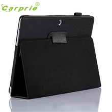 CARPRIE Folio Leather Case Stand Cover For ASUS MeMO Pad FHD 10 ME302C Tablet Feb21 MotherLander