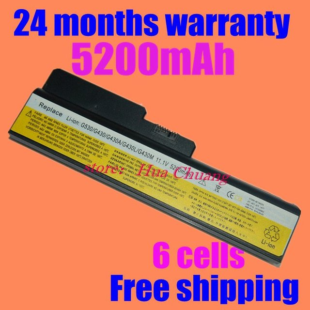 Jigu novo 6 células bateria do portátil para lenovo asm asm 42t4586 42t4728 fru 42t4727 l06l6y02 l08l6c02 l08l6y02 l08o6c02 l08s6c02